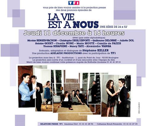 La vie est à nous (2009)