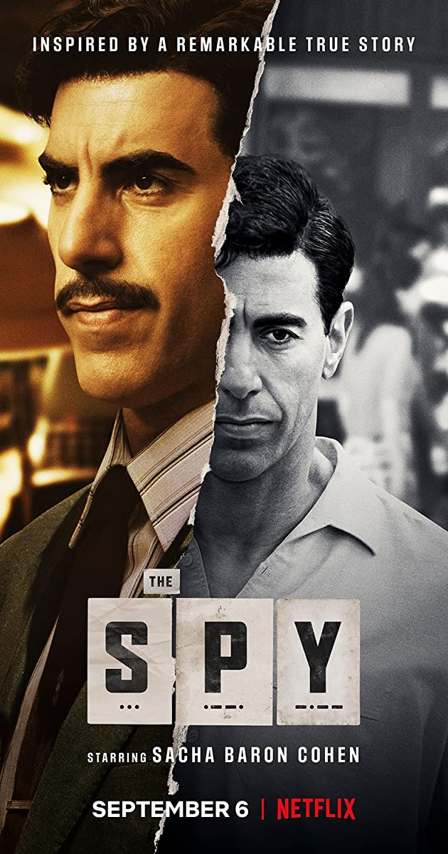 Download The Spy or watch streaming online complete episodes of  Season1 in HD 720p 1080p using torrent