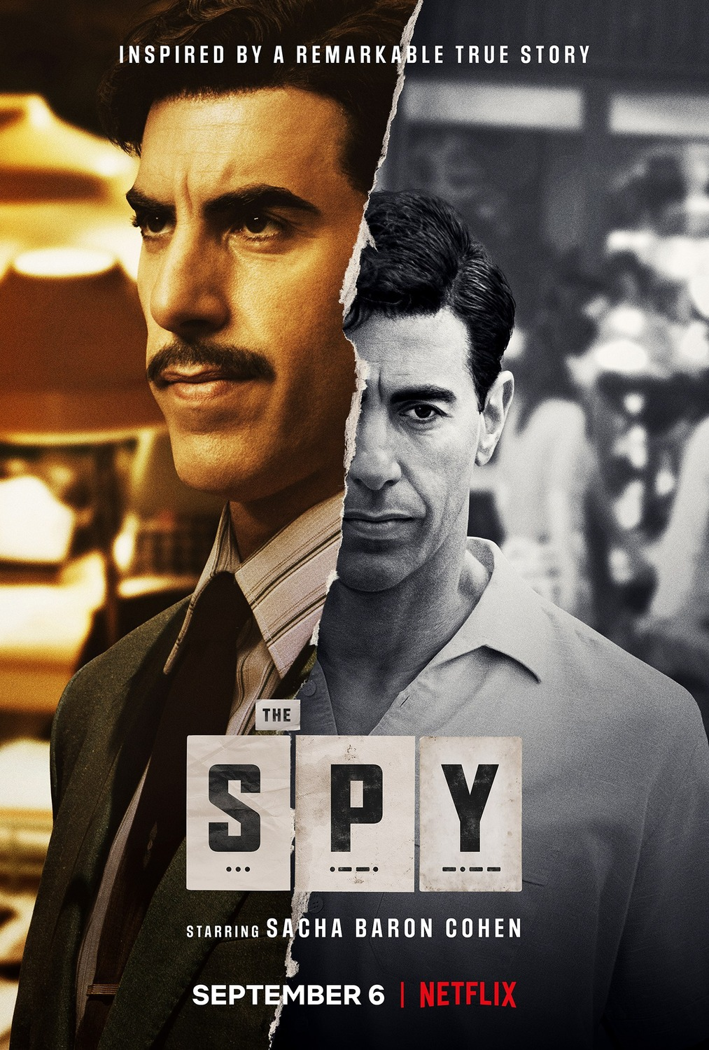 The Spy Season 1 COMPLETE WEBRip 480p, 720p & 1080p