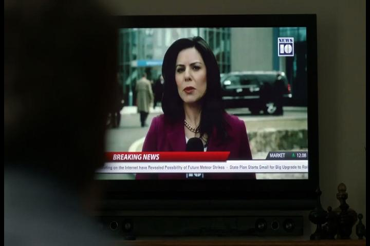 Iris Delgado in Hostages