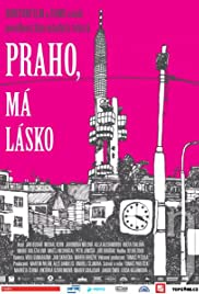 Praho, má lásko Poster