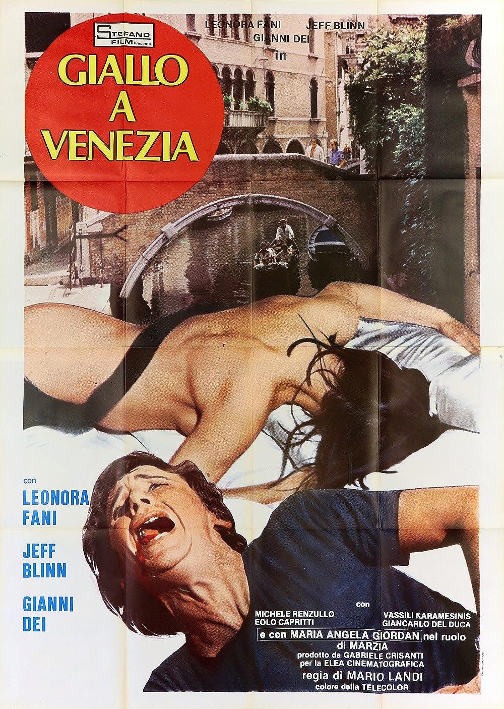18+ Giallo A Venezia 1979 English 1080p BluRay ESub 1.67GB Download