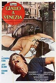 Giallo a Venezia Poster