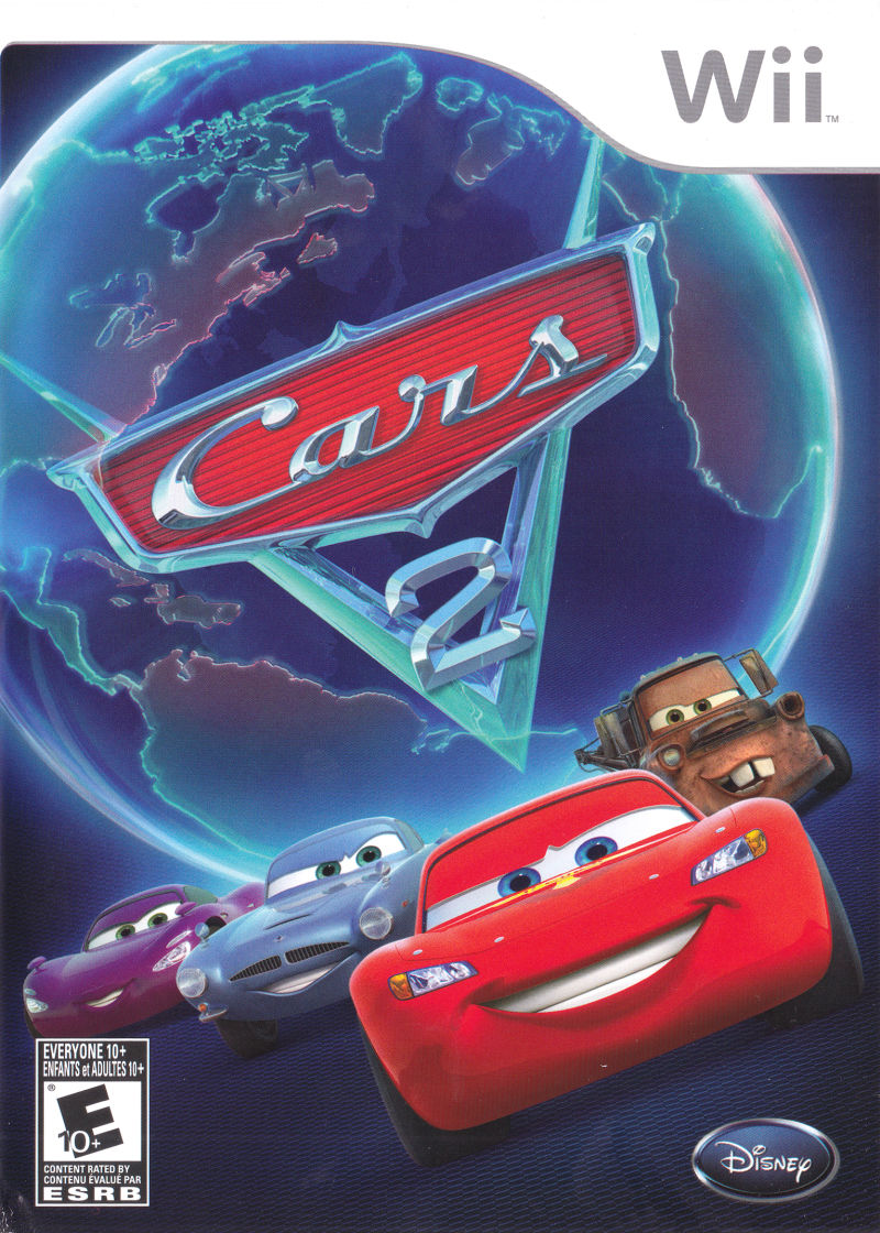 Cars 2 The Video Game Video Game 2011 Imdb