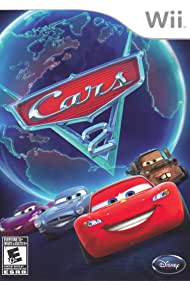 Martin Jarvis, Emily Mortimer, and Larry the Cable Guy in Cars 2: The Video Game (2011)