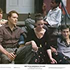 Christopher Walken, Lenny Baker, Dori Brenner, Antonio Fargas, and Ellen Greene in Next Stop, Greenwich Village (1976)