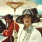 Ava Gardner and Jorge Rivero in Priest of Love (1981)