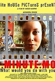 Ten Minute Movie Poster