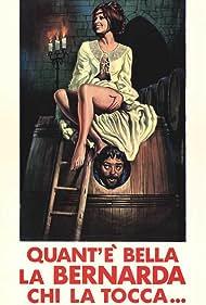 Mariangela Giordano and Renzo Rinaldi in Quant'è bella la Bernarda, tutta nera, tutta calda (1975)