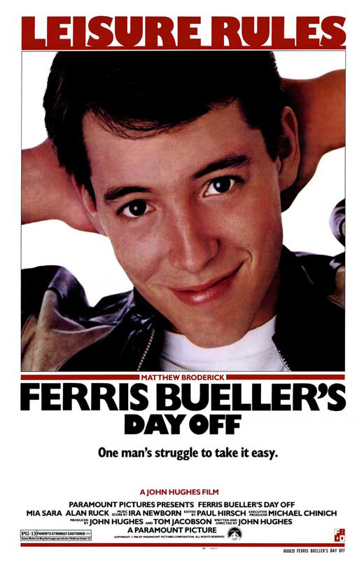 Ferris Buellers Day Off 1986 Imdb