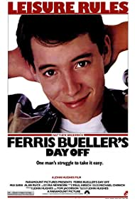 Matthew Broderick in Ferris Bueller's Day Off (1986)