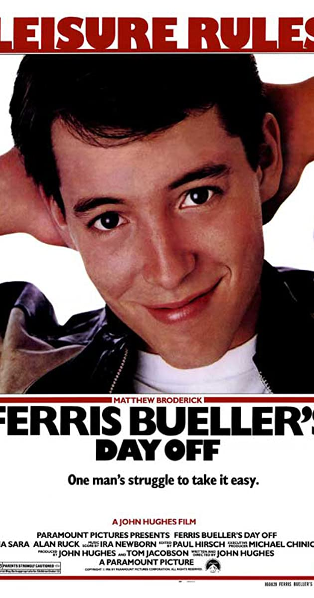 Ferris Buelleru0027s Day Off (1986)   Quotes   IMDb
