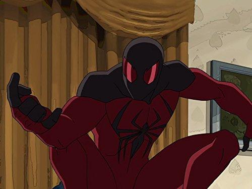 Scott Porter in Ultimate Spider-Man (2012)