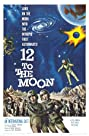 12 to the Moon (1960) Poster