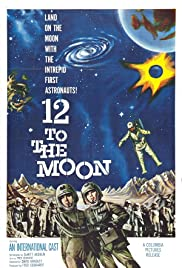 12 to the Moon (1960) starring Ken Clark on DVD on DVD