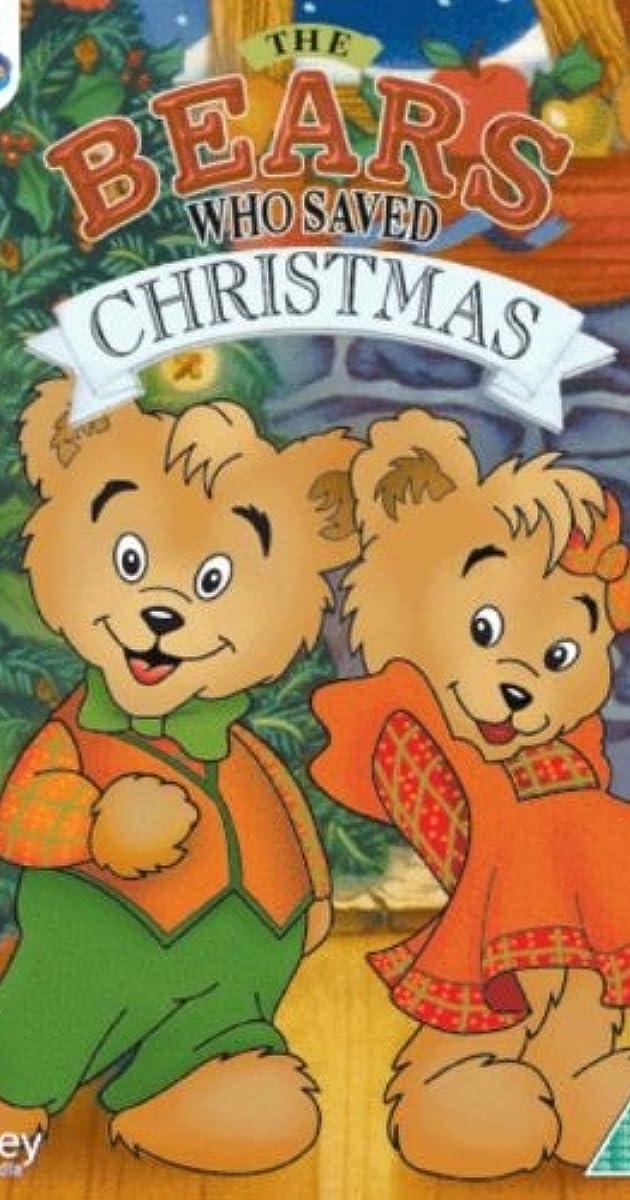 The Bears Who Saved Christmas.The Bears Who Saved Christmas Tv Short 1994 Imdb