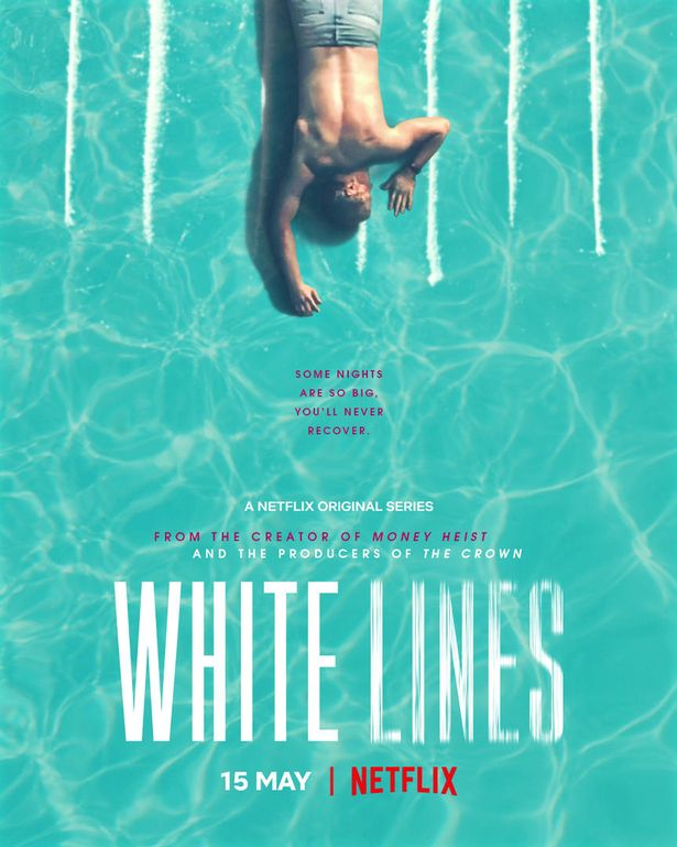 White Lines S01 EP (01-10) Org Untouched DD+ 5.1 640 Kbps Hindi Audio