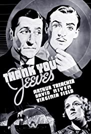 Thank You, Jeeves!(1936) Poster - Movie Forum, Cast, Reviews