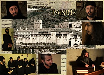 Watch free new movie Paisius by none [1920x1200]