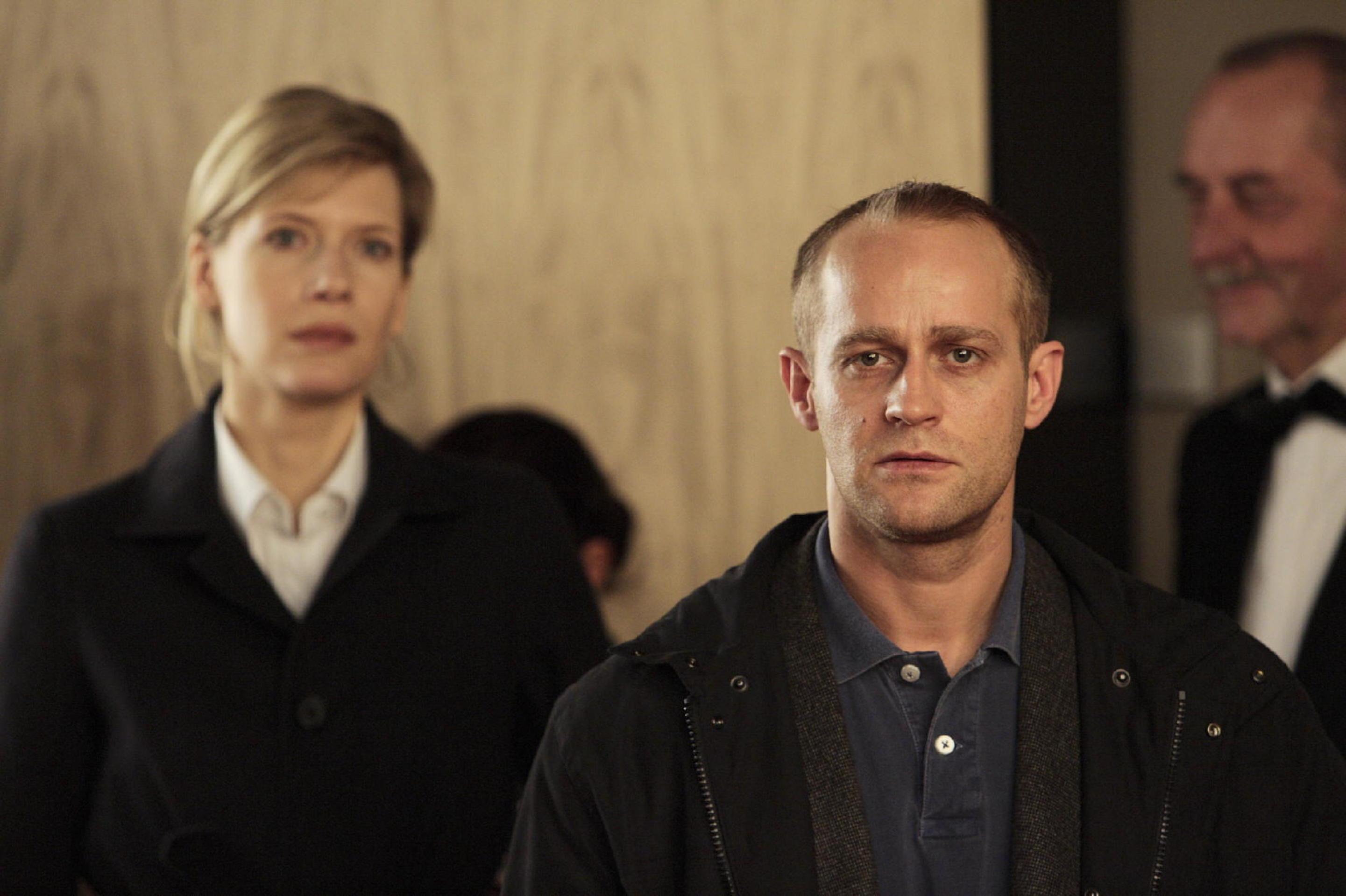 Jürgen Vogel and Ina Weisse in Duell in der Nacht (2007)
