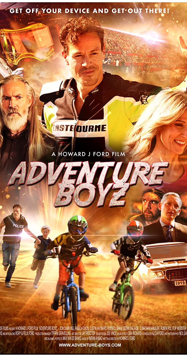 Subtitle of Adventure Boyz