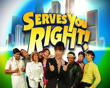 Guarda ora mi vedi film Serves You Right!: Can I Help You? by Sher Khan (2009)  [QuadHD] [WQHD] [720x576]