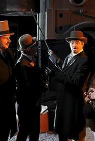Stephan Luca and Fritz Karl in Krupp - Eine deutsche Familie (2009)