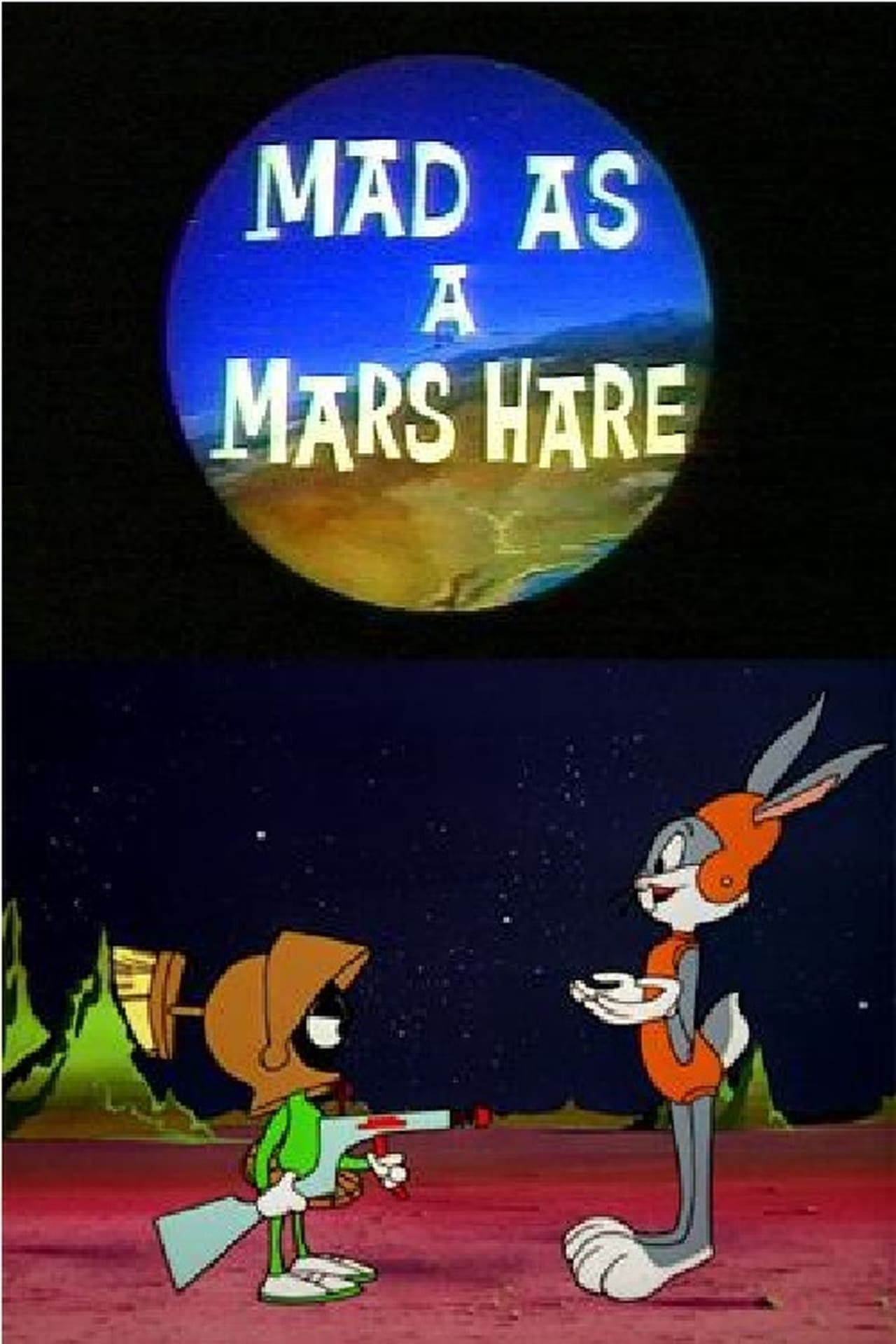 Mad As A Mars Hare 1963 Imdb
