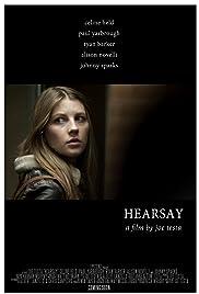Hearsay Poster