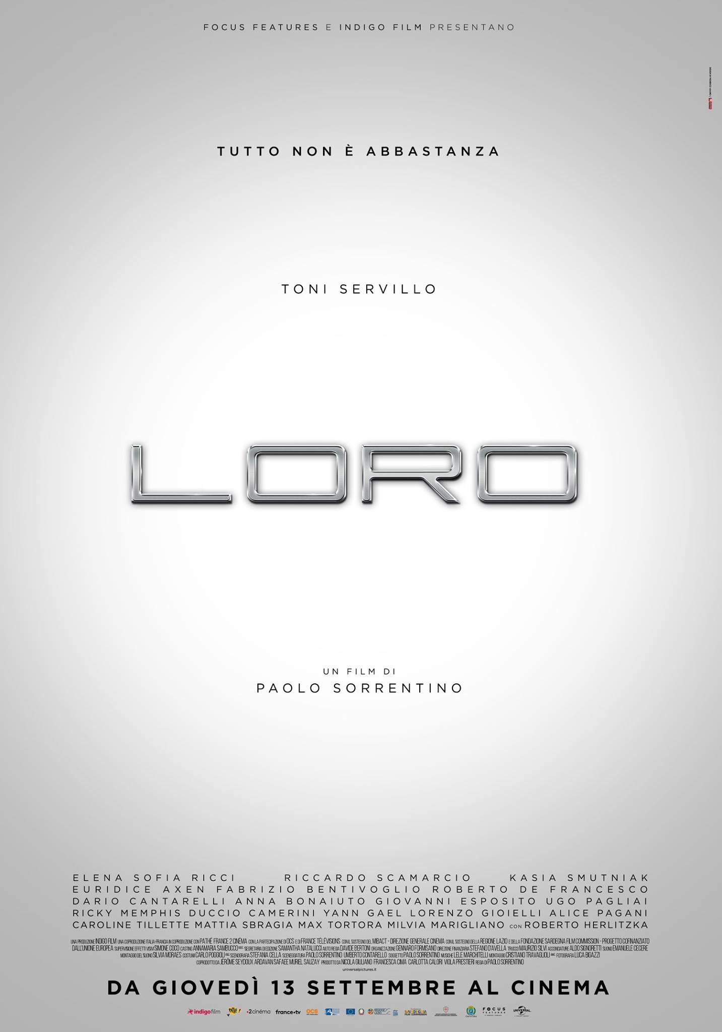 Loro (2018) BluRay 720p & 1080p