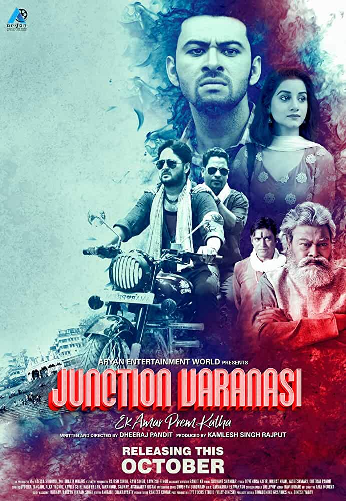 Junction Varanasi (2019) centmovies.xyz