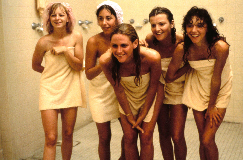 Nudist beach girls with bush