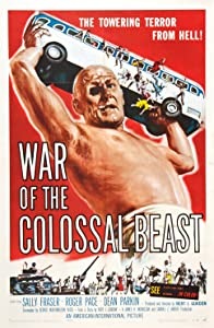 Best websites for free downloading english movies War of the Colossal Beast [720x480]
