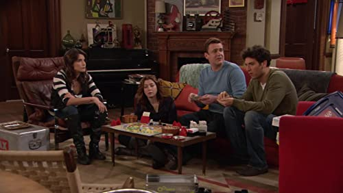 How I Met Your Mother: A Change Of Heart