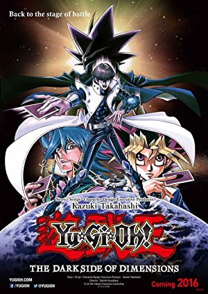 Permalink to Movie Yu-Gi-Oh!: The Dark Side of Dimensions (2016)