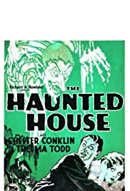 The Haunted House Poster