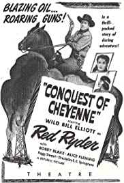 Conquest of Cheyenne Poster