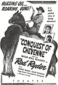 Primary photo for Conquest of Cheyenne