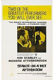 Seance on a Wet Afternoon (1964) film en francais gratuit