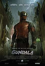 Image result for Gundala Movie poster