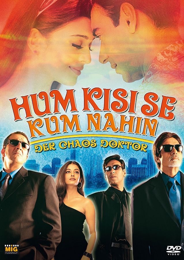 Hum Kisi Se Kum Nahin (2002) Hindi