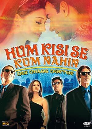 Robin Bhatt (screenplay) Hum Kisi Se Kum Nahin Movie