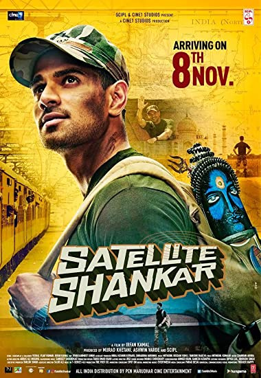 Satellite Shankar 2019 Full Hindi Movie Download 300MB 480p HDTVRip