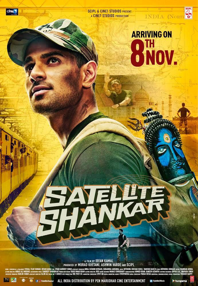 Satellite Shankar (2019) Hindi  Full Movie Download HDRip  – 480P | 720P – x264 – 1GB  – Download