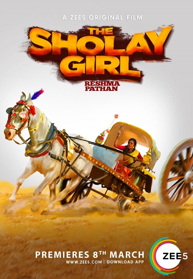 The Sholay Girl (2019) - IMDb
