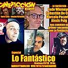 Sebastián De Caro, Alexis Puig, Federico Wiemeyer, Darío Lavia, Chucho Fernández, and Marcelo Pocavida in Cineficción Radio (2019)