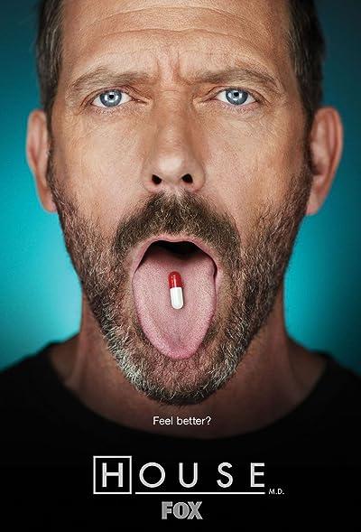 House Season 1 COMPLETE BluRay 480p, 720p & 1080p