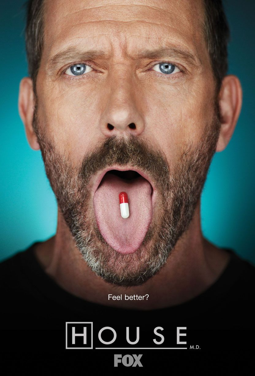 House Season 3 COMPLETE BluRay 480p, 720p & 1080p