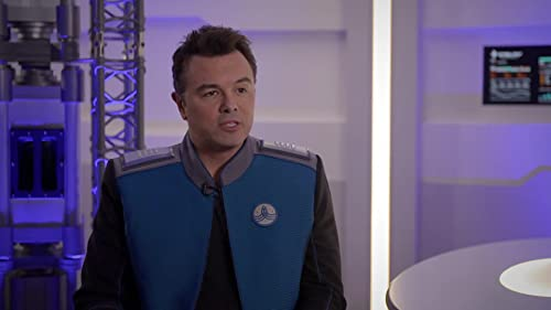 The Orville: Seth Macfarlane Talks About Creating A Better Tomorrow