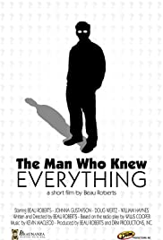 The Man Who Knew Everything Poster